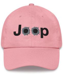 Jeep Bullet Holes Logo Dad hat Caps Bullets