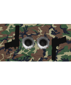 Jeep Guns Bullet Holes Logo Camouflage Towel Towels Bullets