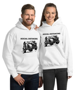 Jeep Social Distancing Unisex Hoodie Hoodies Social Distancing