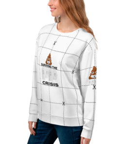 2020 Toilet Paper Crisis Unisex Sweatshirt