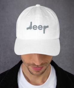 Jeep Guns Logo Dad hat Caps Gun