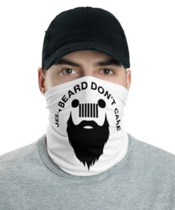 Jeep Beard/Hair Don't Care Neck Gaiter