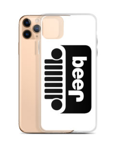 Jeep Beer Grill Logo iPhone Case iPhone Cases Beer