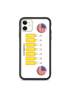 USA Flag Beer Bottles Jeep Grill Biodegradable iPhone case iPhone Cases Beer