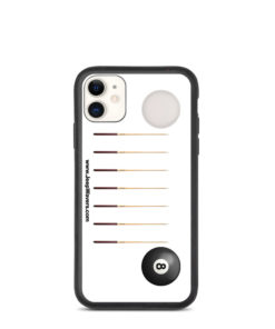 Jeep Billiards Cues Grill Biodegradable iPhone case iPhone Cases Billiards