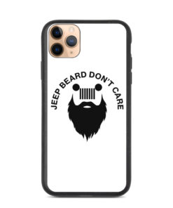 Jeep Beard, Don't Care Biodegradable iPhone case iPhone Cases Beard