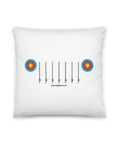 Jeep Archery Grill Basic Pillow Pillows Archery