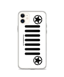 Jeep Army Star Grill iPhone Case iPhone Cases Army Star
