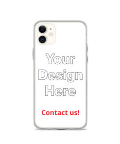 Your Design Here iPhone Case Add YOUR design