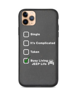 Jeep Relationship Biodegradable iPhone case iPhone Cases Jeep Relationship