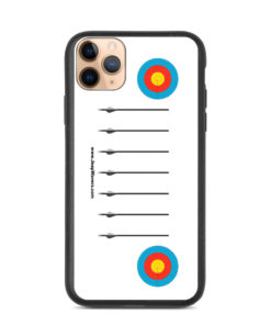 Jeep Archery Grill Biodegradable iPhone case iPhone Cases Archery
