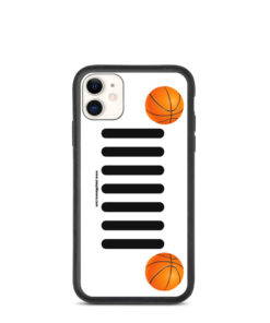 Jeep Basket Ball Grill Biodegradable iPhone case iPhone Cases Basket Ball
