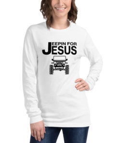 Jeeping For Jesus