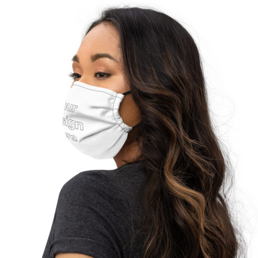 Your Design on this Face mask Add YOUR design
