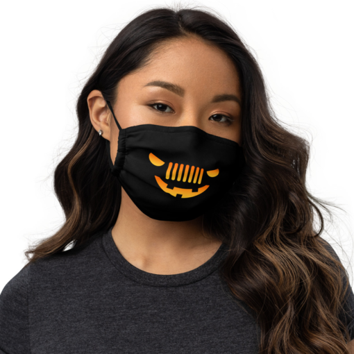 Jeep Halloween Face Mask