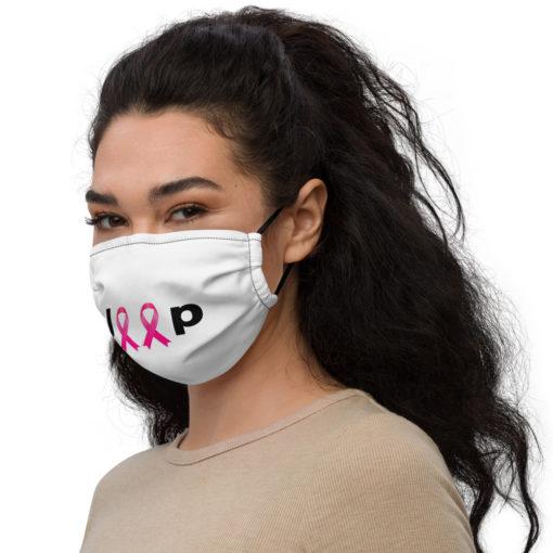 Jeep Breast Cancer Logo Face mask Face Masks Breast Cancer