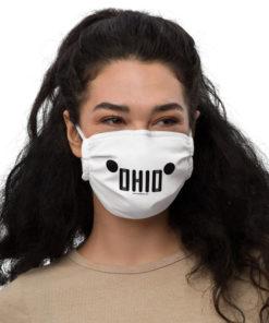 Ohio 7 Slots Jeep Grill Face mask Face Masks Ohio
