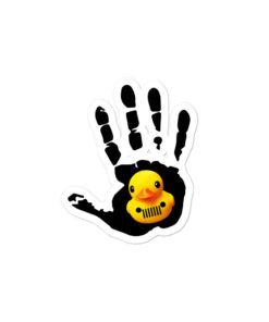 Jeep Wave Duck Bubble-free stickers Stickers DuckDuckJeep