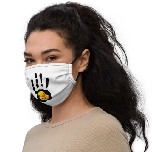 Jeep Wave Duck Face Mask