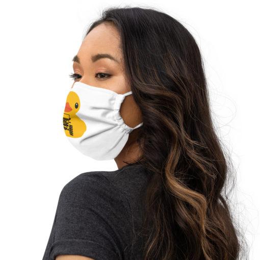 Duck Duck Jeep Face mask Face Masks DuckDuckJeep