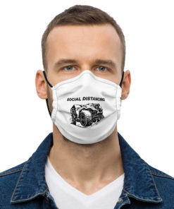 Jeep Social Distancing Face mask Face Masks Social Distancing