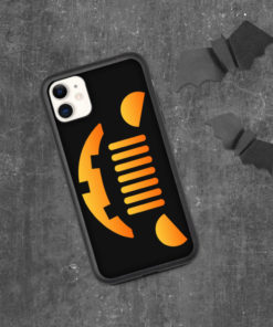 Jeep Halloween Biodegradable iPhone case