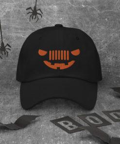 Jeep Halloween Dad hat