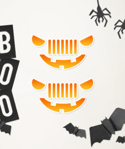 Jeep Halloween stickers