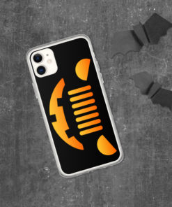 Jeep Halloween iPhone Case