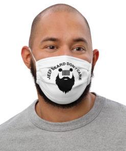Jeep Beard Don't Care Face mask Face Masks Beard