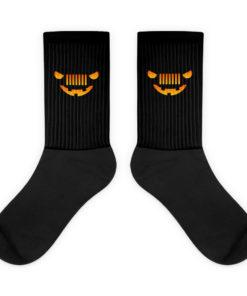 Jeep Halloween Socks