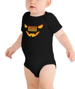 Jeep Halloween Baby Bodysuit
