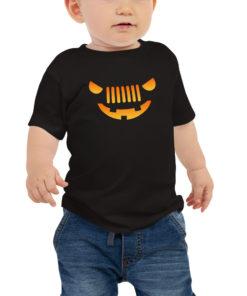 Jeep Halloween Baby Jersey Short Sleeve Tee