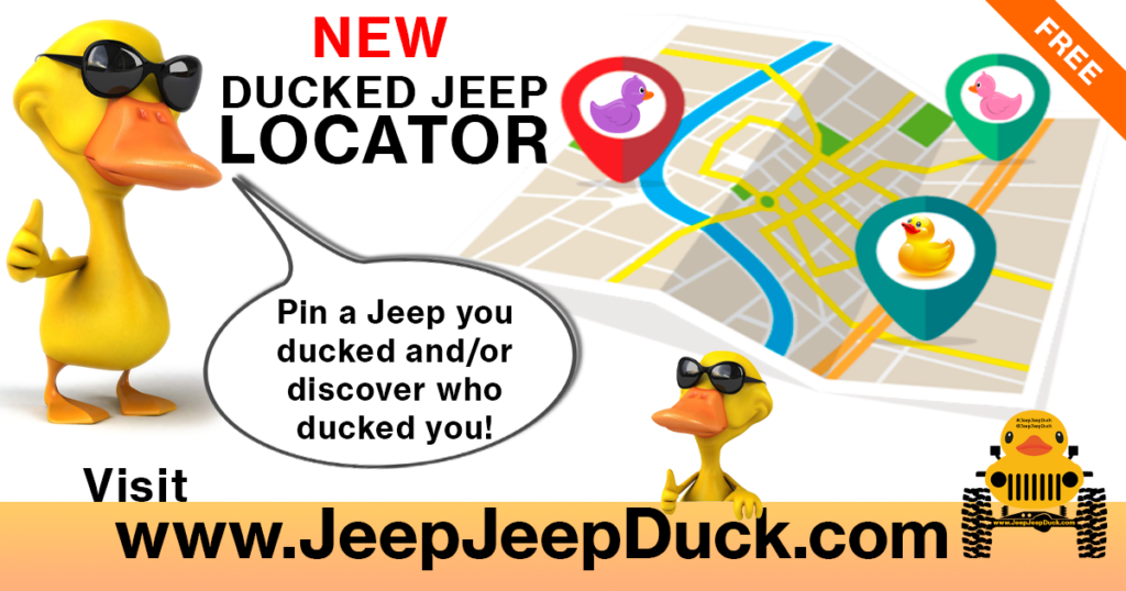 Ducked Jeep Map