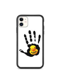 Jeep Wave Duck Biodegradable iPhone case iPhone Cases DuckDuckJeep