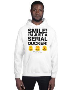 Serial Ducker! Unisex Hoodie
