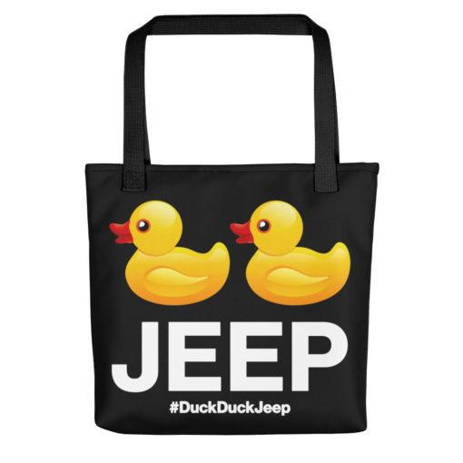 DuckDuckJeep Tote bag Tote DuckDuckJeep