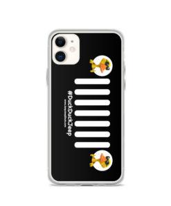 DuckDuckJeep Grill iPhone Case