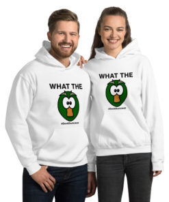 What The Duck! Unisex Hoodie