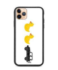 Duck Duck Jeep Biodegradable iPhone case iPhone Cases DuckDuckJeep