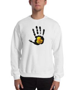 Jeep Wave Duck Unisex Sweatshirt Sweatshirts DuckDuckJeep