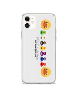 DuckDuckJeep Ducks Jeep Grill iPhone Case