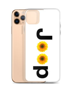 Jeep Sunflowers Logo iPhone Case iPhone Cases Sunflower