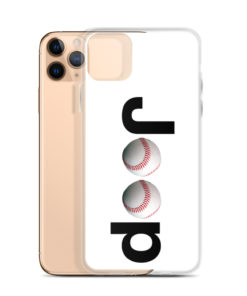 Jeep Baseball Logo iPhone Case