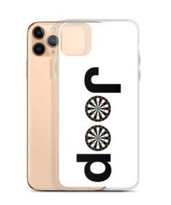 Jeep Darts Logo iPhone Case