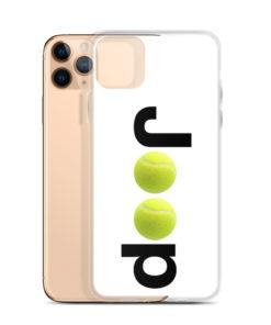 Jeep Tennis Logo iPhone Case