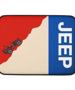 American Motors Jeep Logo Laptop Sleeve Laptop Cases American Motors