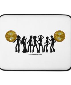 Jeep Disco Grill Laptop Sleeve Laptop Cases Disco