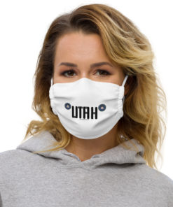 Jeep Utah Seal Grill Face Mask