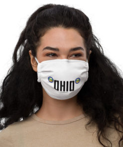 Jeep Ohio Seal Grill Face Mask